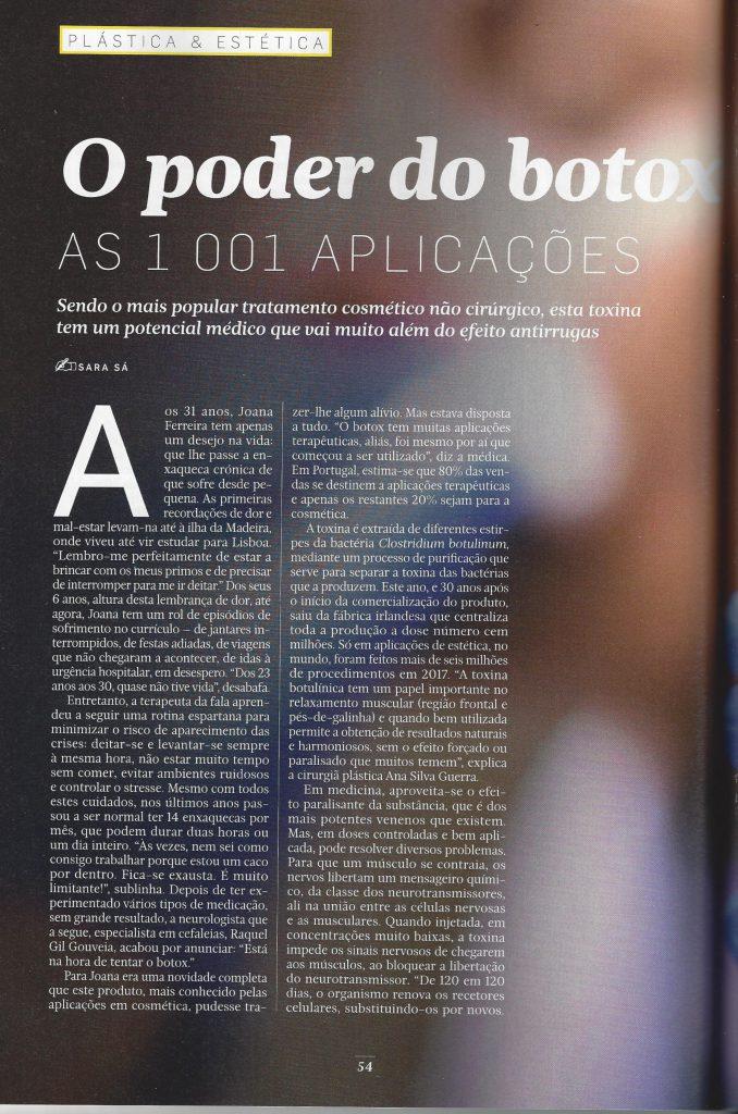 Dra. Alexandra Marques | Revista Visão Saúde
